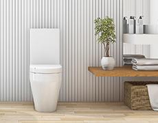 トイレの内装変更画像