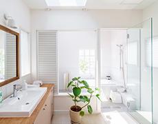 お風呂・洗面所スペースの拡大画像