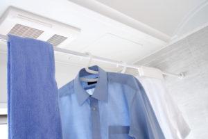 ユニットバスへの浴室乾燥機リフォームについて①