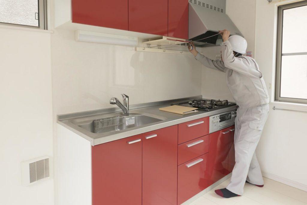 マンションでキッチンリフォームをする時の注意点