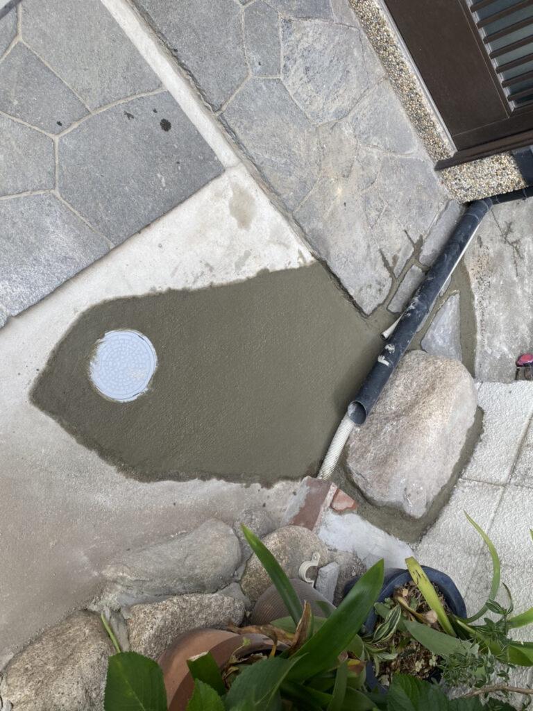 東灘区 汚水管修繕工事